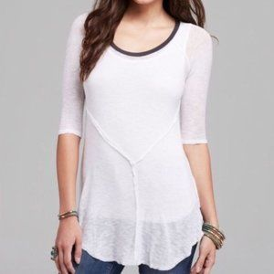 Free People Intimately Weekend Layering Tunic (L)